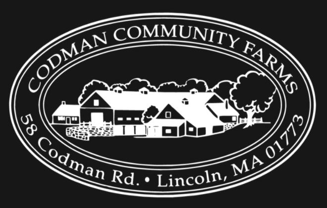 Codman Community Farm Logo