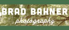 Brad Bahner Photography Logo text