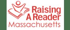 Raising A Reader Massachusetts Logo