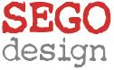 Sego Design logo text